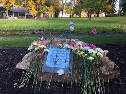 Vernon's Homeless Memorial